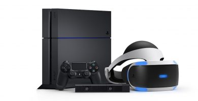 Comprar PS VR